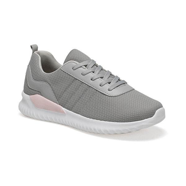 Torex PERRY W Gri Kadın Koşu Ayakkabısı