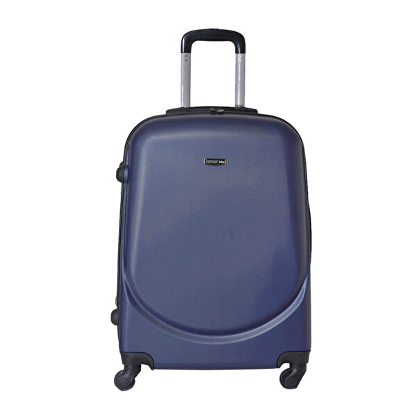 Travel Soft U KMR 6101-O Lacivert Unisex Orta Valiz