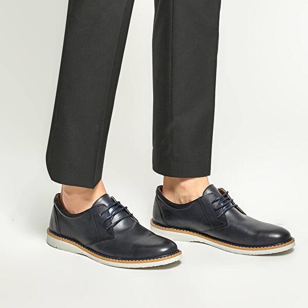 JJ-Stiller 7416-8 Lacivert Erkek Ayakkabı