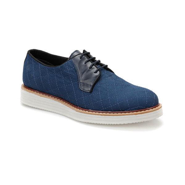 JJ-Stiller 3321-2 Lacivert Erkek Ayakkabı