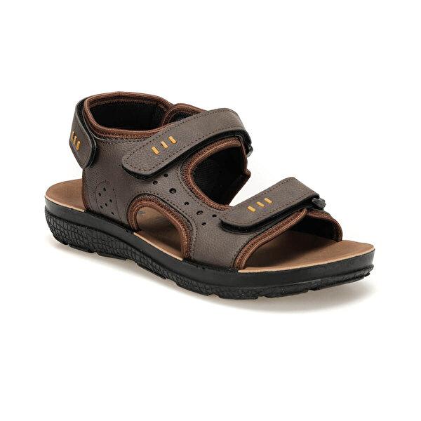 Panama Club EF-3 C Kahverengi Erkek Sandalet