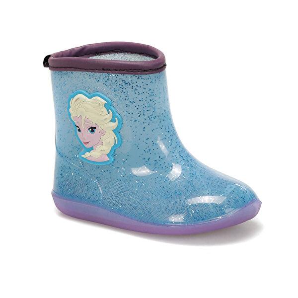 Frozen 97240 Mavi Kız Çocuk Yağmur Çizmesi