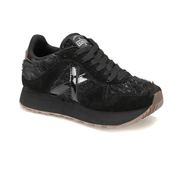 Munich 88180033 MASSANA SKY Siyah Kadın Ayakkabı