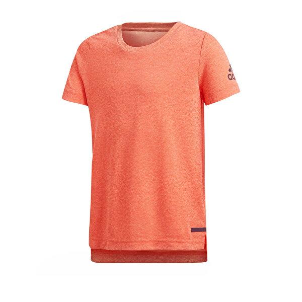 adidas YG CHILL Somon Kadın Kısa Kol T-Shirt