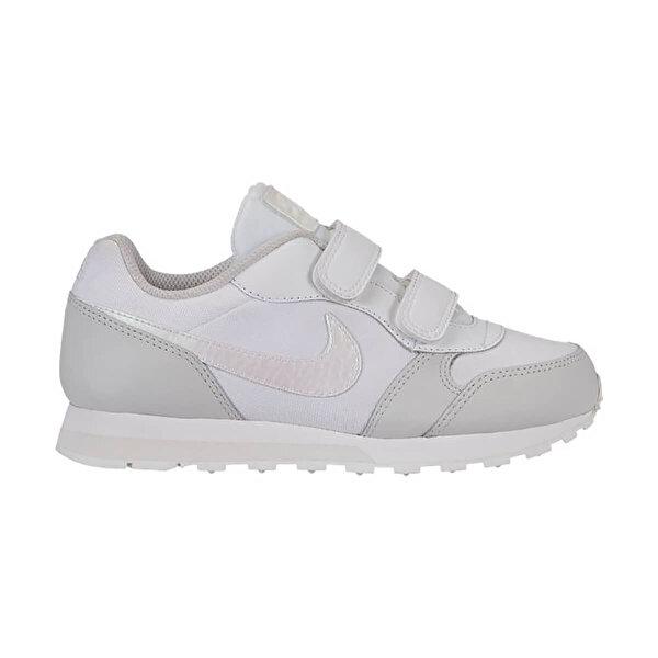 Nike MD RUNNER 2 (PSV) Beyaz Kız Çocuk Sneaker