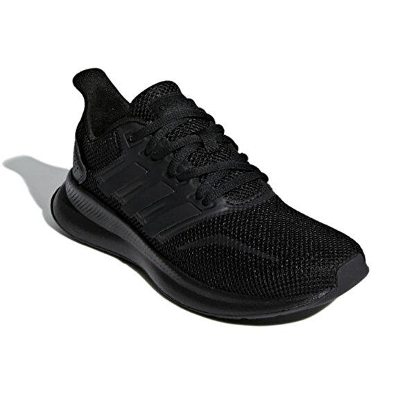 adidas RUNFALCON Siyah Kadın Koşu Ayakkabısı