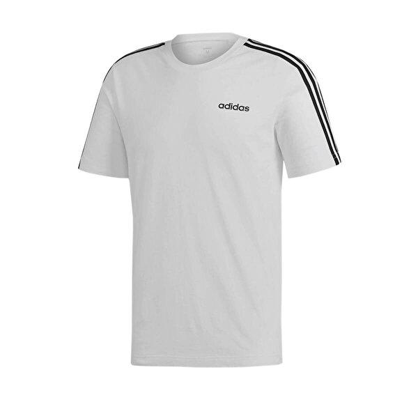 adidas E 3S TEE Beyaz Erkek Kısa Kol T-Shirt