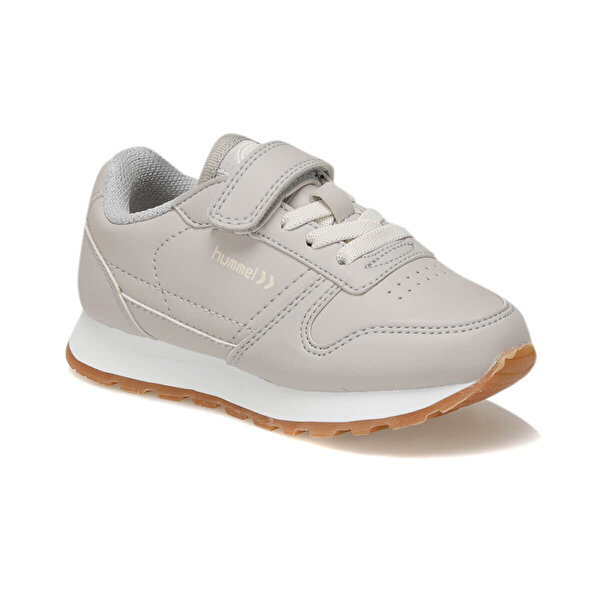 Hummel STREET JR SNEAKER Gri Unisex Çocuk Sneaker Ayakkabı