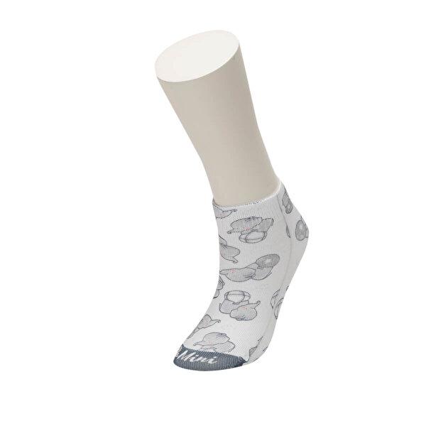 Fiyaka FYK 77 98Z Çok Renkli Unisex Çocuk Çorap
