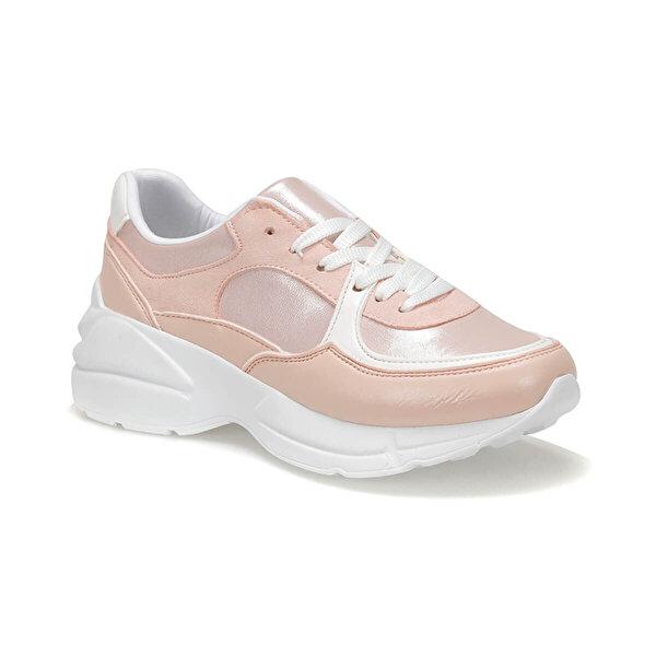 Butigo REYN04Z CİLT Pudra Kadın Sneaker Ayakkabı