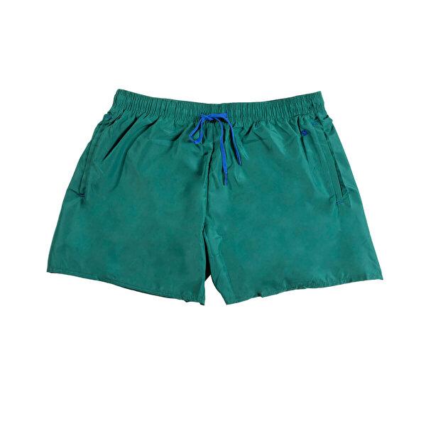Exuma 118-5031 GRE Yeşil Erkek Deniz Şortu