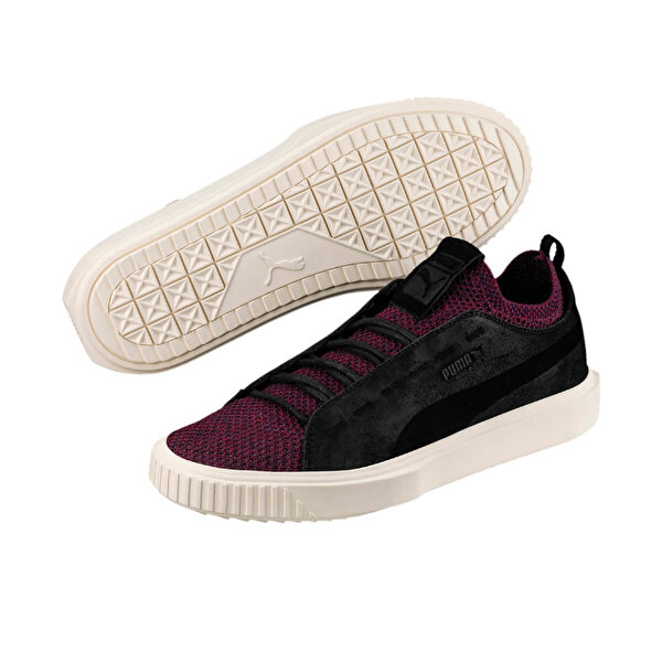 Puma BREAKER KNIT BAROQUE Siyah Erkek Çocuk Sneaker Ayakkabı