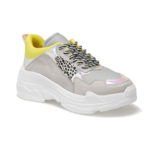 Butigo 19SF-1506 Gri Kadın Sneaker