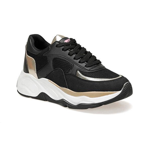 Butigo 19SF-1612 Siyah Kadın Sneaker
