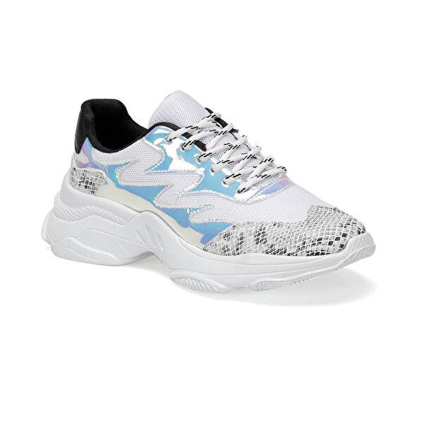 Butigo 19SF-1614 Yılan Rengi Kadın Sneaker