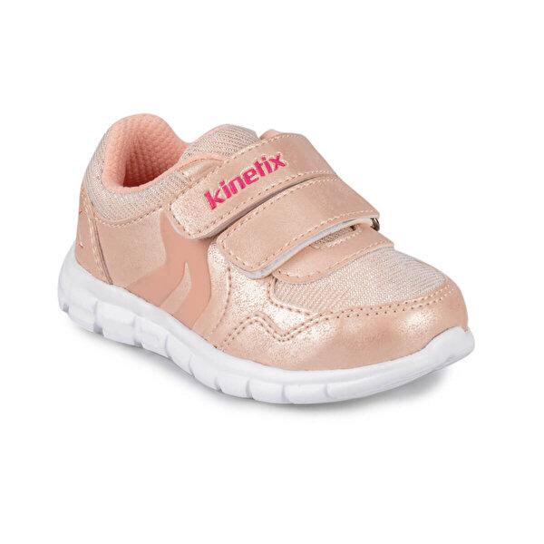 Kinetix PAGOS 9PR Açık Pembe Kız Çocuk Sneaker Ayakkabı