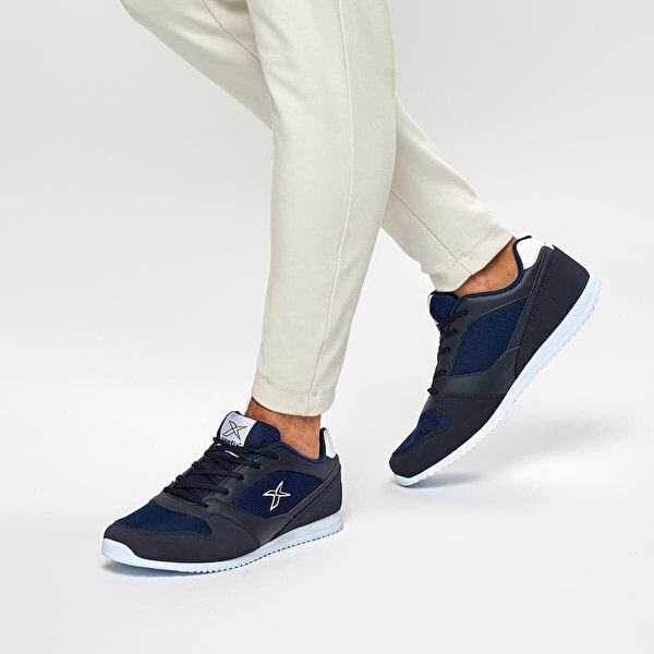 Kinetix ODELL M Lacivert Erkek Sneaker Ayakkabı