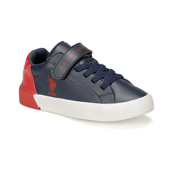 U.S. Polo Assn. TASTY 9PR Lacivert Erkek Çocuk Sneaker Ayakkabı