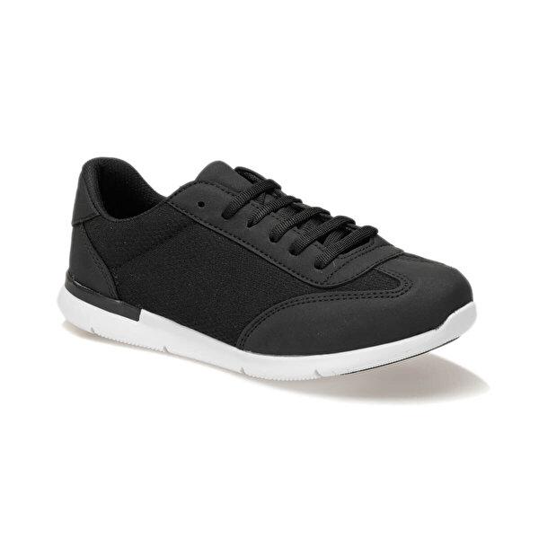 Art Bella CW19083 Siyah Kadın Sneaker Ayakkabı