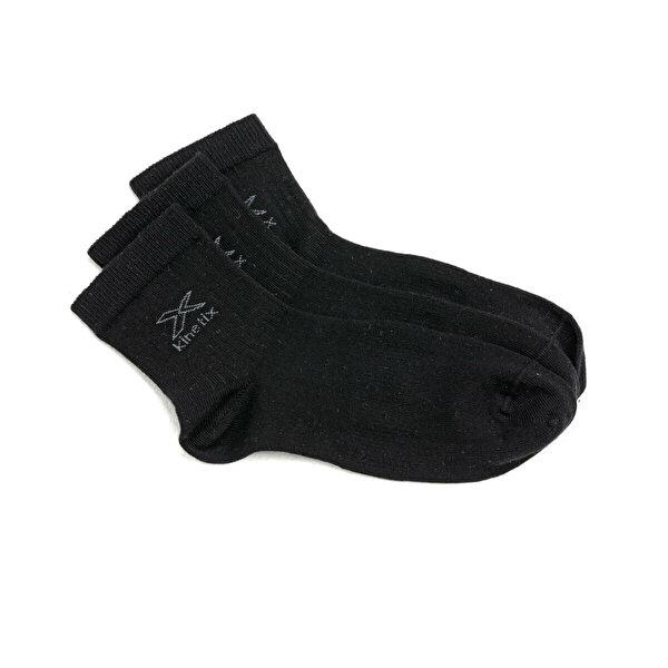 Kinetix DARLENE Siyah Kadın Çorap