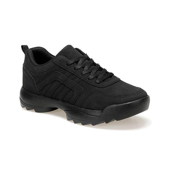 Torex LONA W Siyah Kadın Sneaker Ayakkabı
