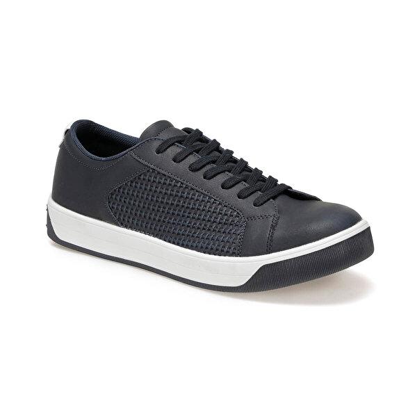 Slazenger SA28LE047-400 Lacivert Erkek Sneaker