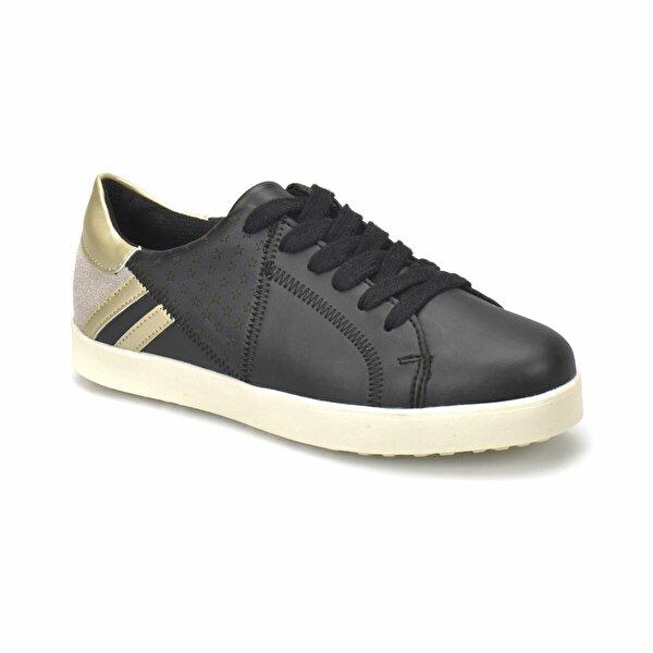 Butigo CS18019 Siyah Kadın Sneaker Ayakkabı