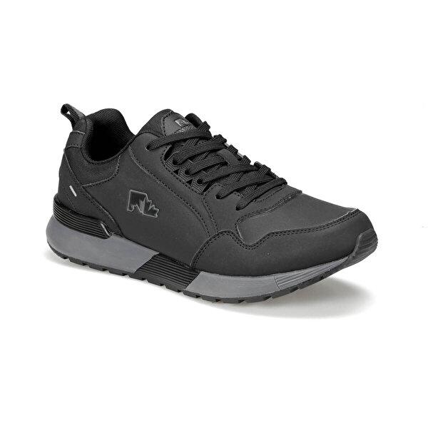 Lumberjack TEYANG 9PR Siyah Erkek Sneaker Ayakkabı