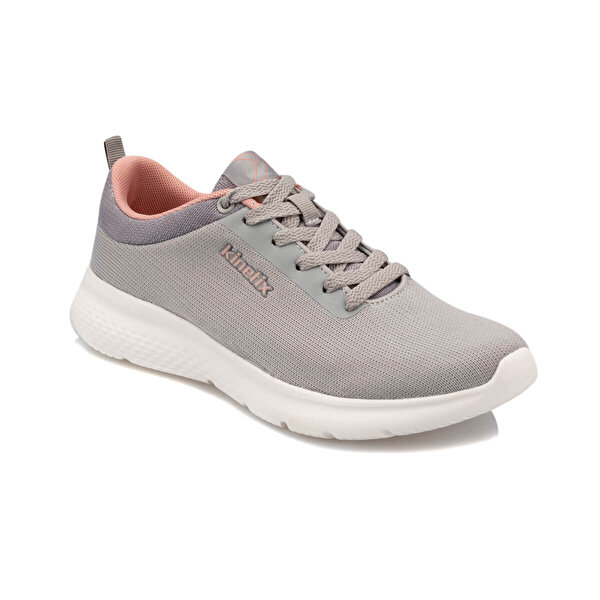 Kinetix ETA W 9PR Açık Gri Kadın Koşu Ayakkabısı