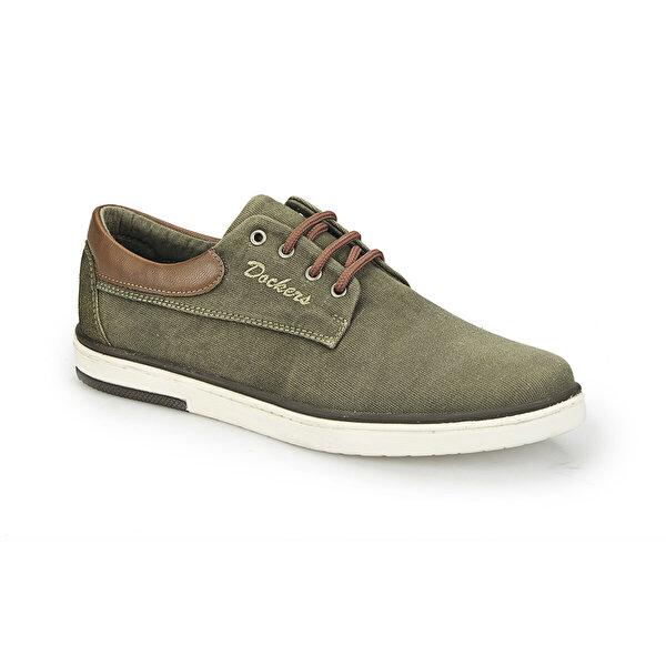 Dockers by Gerli 224942 Haki Erkek Sneaker Ayakkabı