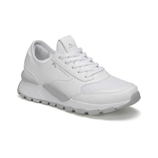 Lumberjack MORVAN WMN 9PR Beyaz Kadın Sneaker Ayakkabı