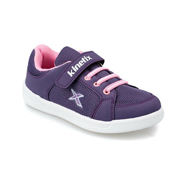Kinetix LENKO Mor Kız Çocuk Sneaker Ayakkabı