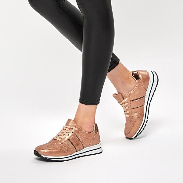 Kinetix ALESS 9PR Bakır Rengi Kadın Sneaker Ayakkabı