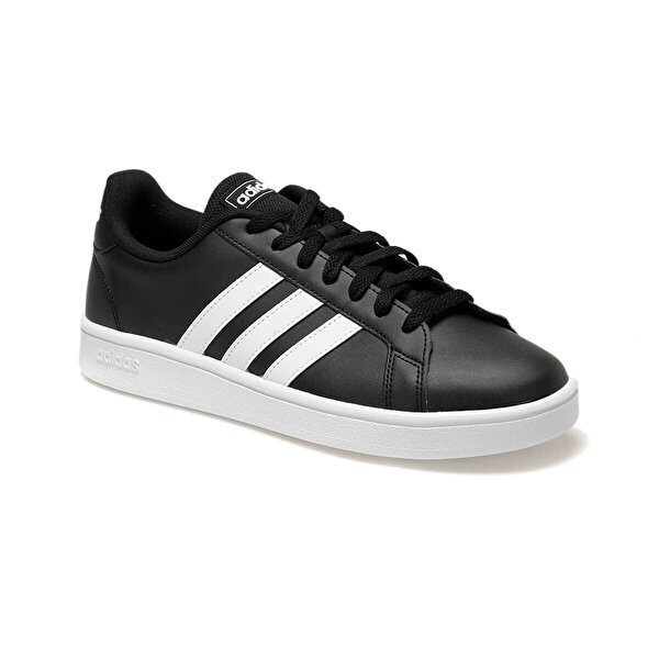 adidas GRAND COURT BASE Siyah Erkek Sneaker Ayakkabı