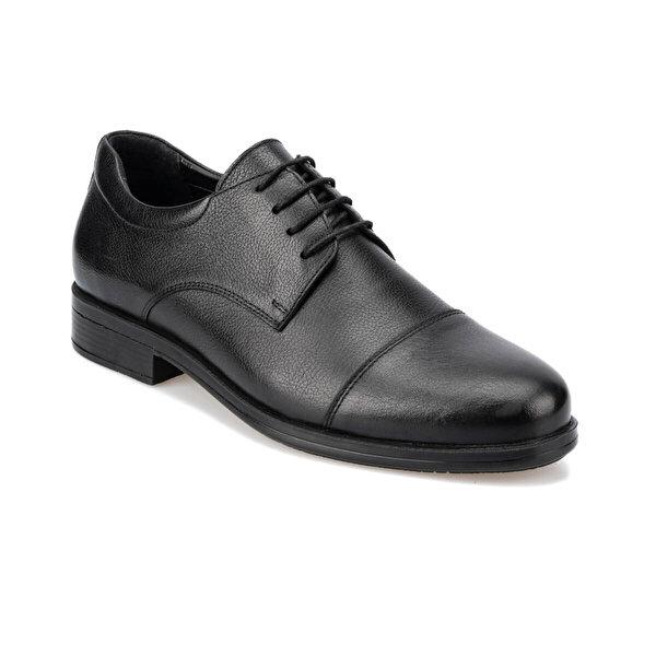 Polaris 5 Nokta 92.100493.M Siyah Erkek Ayakkabı