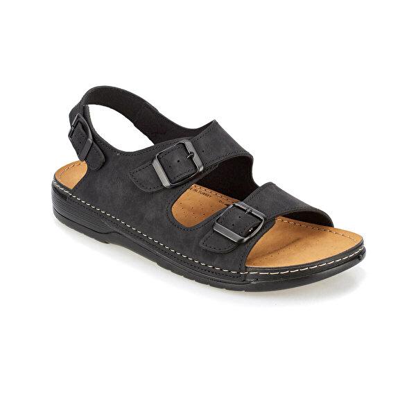Kinetix HALEP Siyah Erkek Sandalet