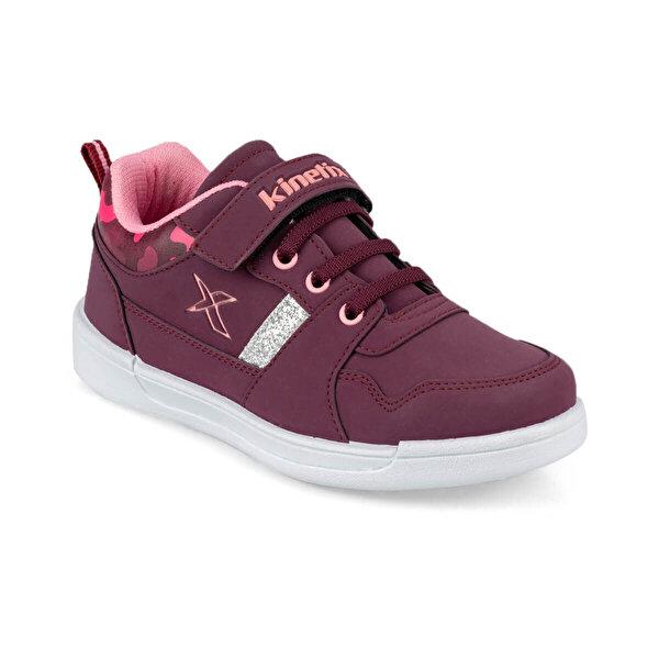 Kinetix ENKOS 9PR Mürdüm Kız Çocuk Sneaker Ayakkabı