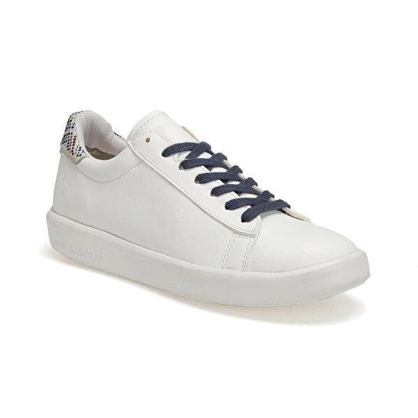 U.S Polo Assn. ELITE Beyaz Kadın Sneaker