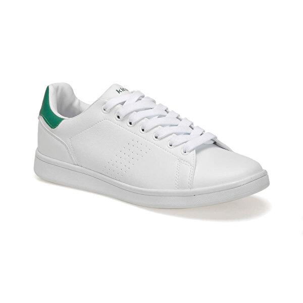 Kinetix PLAIN M 9PR Beyaz Erkek Sneaker Ayakkabı