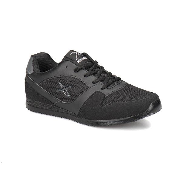 Kinetix ODELL Siyah Kadın Sneaker Ayakkabı
