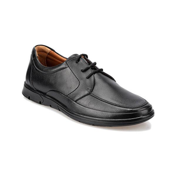 Polaris 5 Nokta 92.100879.M Siyah Erkek Ayakkabı