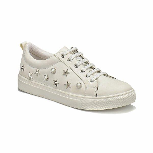 Butigo 18S-BUTIGO-003 Beyaz Kadın Ayakkabı
