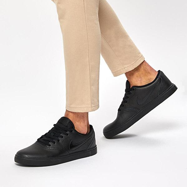 Nike SB CHECK SOLAR Siyah Erkek Sneaker Ayakkabı