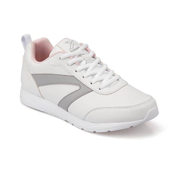 Kinetix ANCHOR PU W 9PR Beyaz Kadın Sneaker Ayakkabı