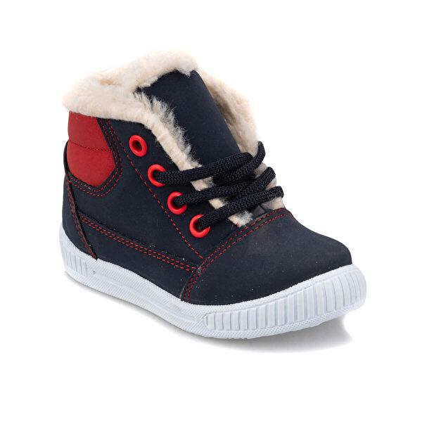 Polaris 92.512026.B Lacivert Erkek Çocuk Sneaker Ayakkabı