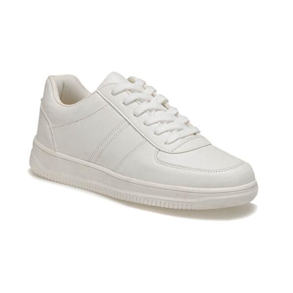 Art Bella CW19010 Beyaz Kadın Sneaker Ayakkabı