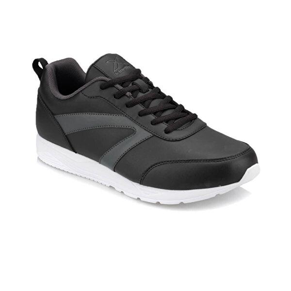 Kinetix ANCHOR PU W 9PR Siyah Kadın Sneaker Ayakkabı