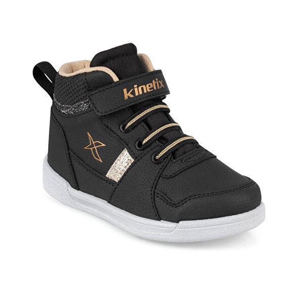 Kinetix ENKOS HI 9PR Siyah Kız Çocuk Sneaker Ayakkabı