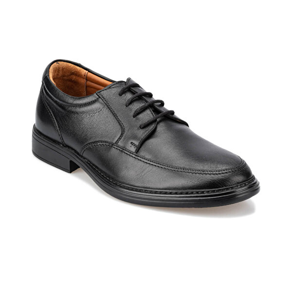 Polaris 5 Nokta 92.100883.M Siyah Erkek Ayakkabı