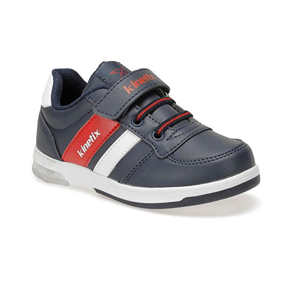 Kinetix UPTON PU 9PR Lacivert Erkek Çocuk Sneaker Ayakkabı